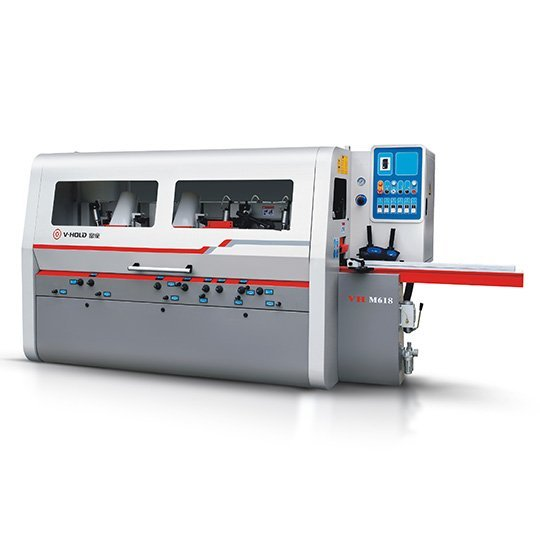 Four Sided Planer For Sale - 18 SERIES (Medium Duty, Max Width 180mm)