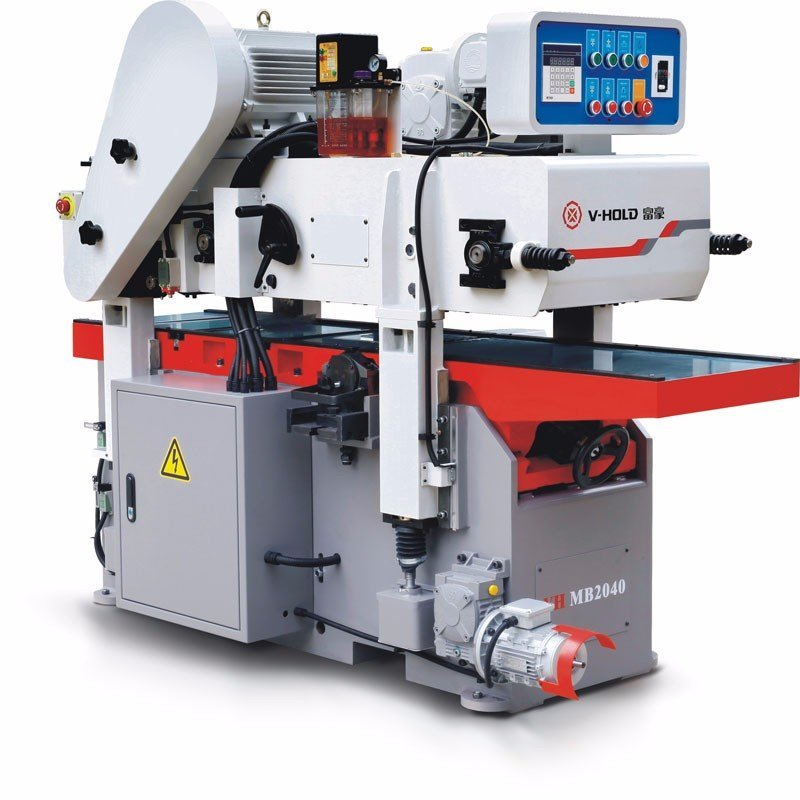 Double Sided Planer Supplier - VH-MB2040 Double Side Planner