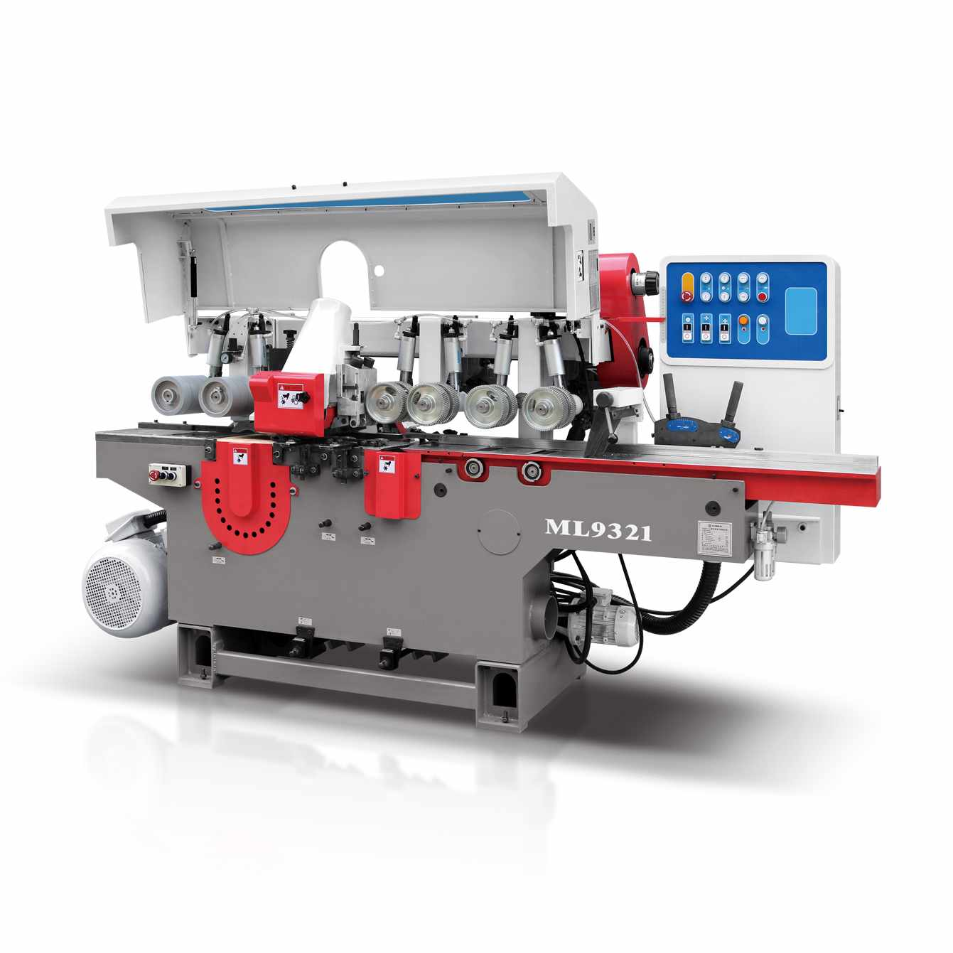 Rip Saw Machine Factory - VH-ML9321 / VH-ML9321A Single/Multi Rip Saw
