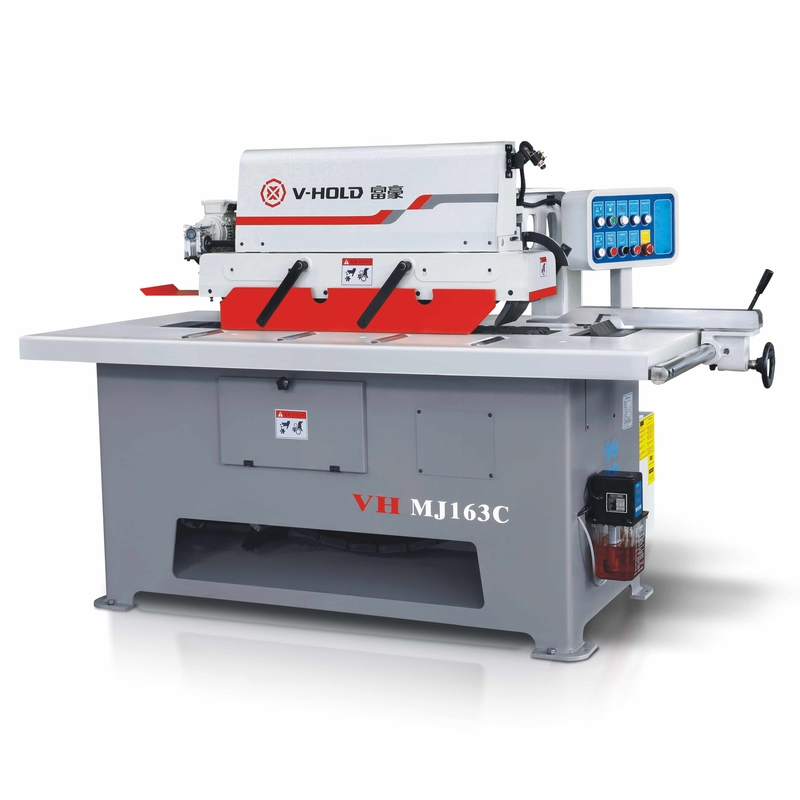 Rip Saw Machine - VH-MJ163 Single/Multi Rip Saw